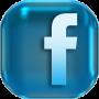 logo facebook knop