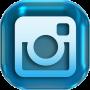 logo instagram knop